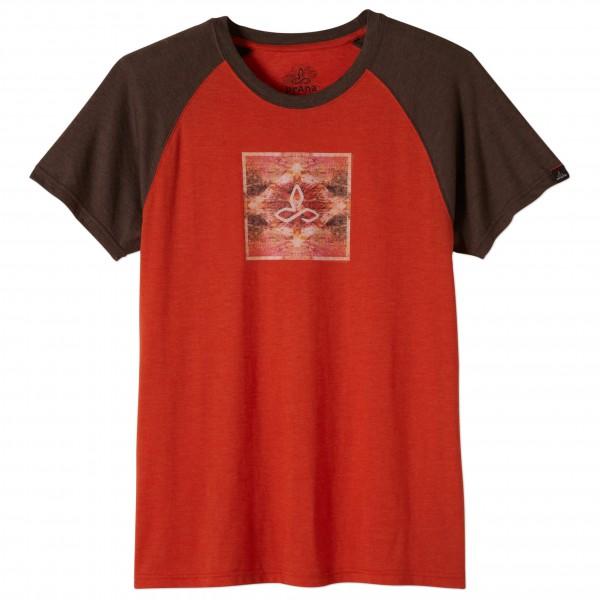 Prana - Red Rocks Zen Raglan - T-paidat