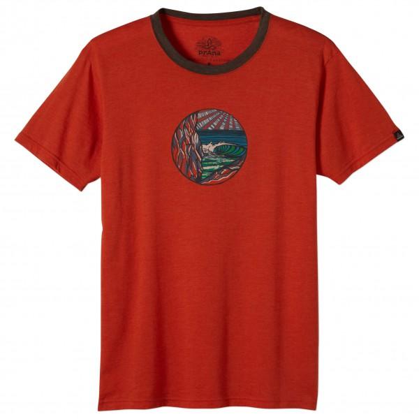 Prana - Swell Ringer - T-shirt