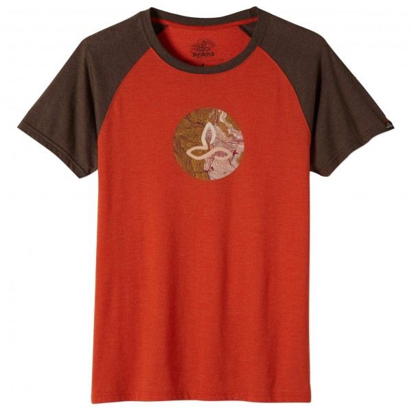 Prana - Topo Raglan - T-shirt