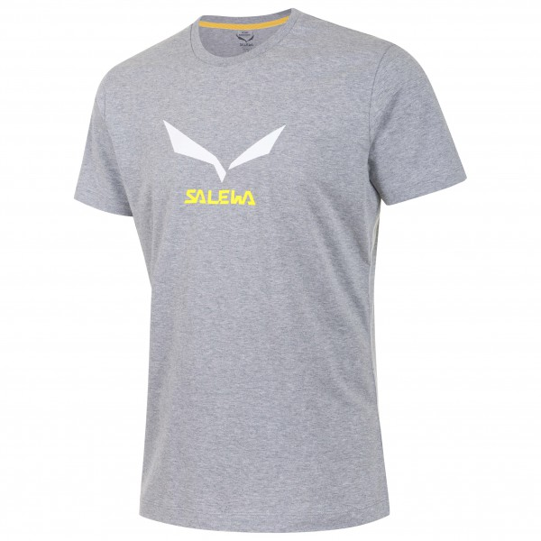 Salewa - Solidlogo 2 Cotton S/S Tee - T-shirt