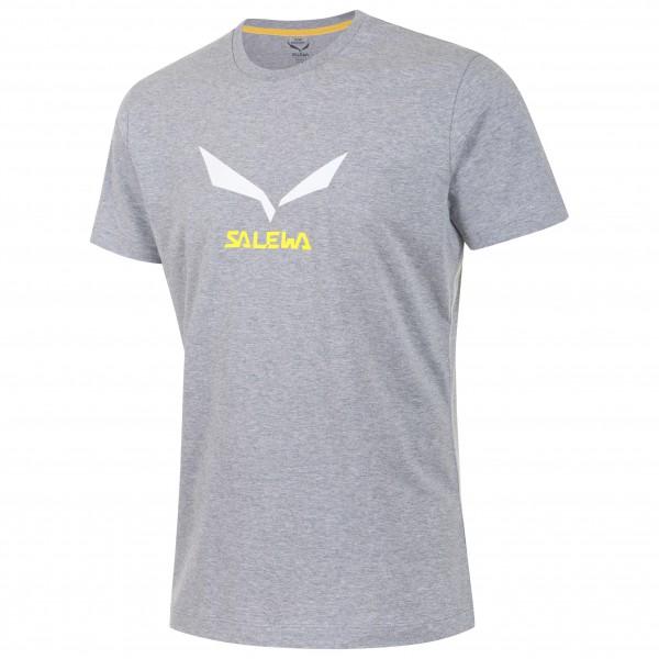 Salewa - Solidlogo 2 Cotton S/S Tee - T-paidat