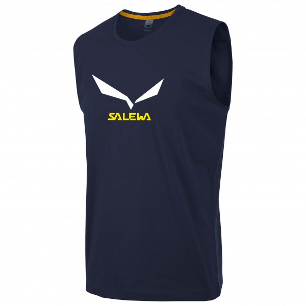 Salewa - Solidlogo 2 Cotton Tank - Débardeur