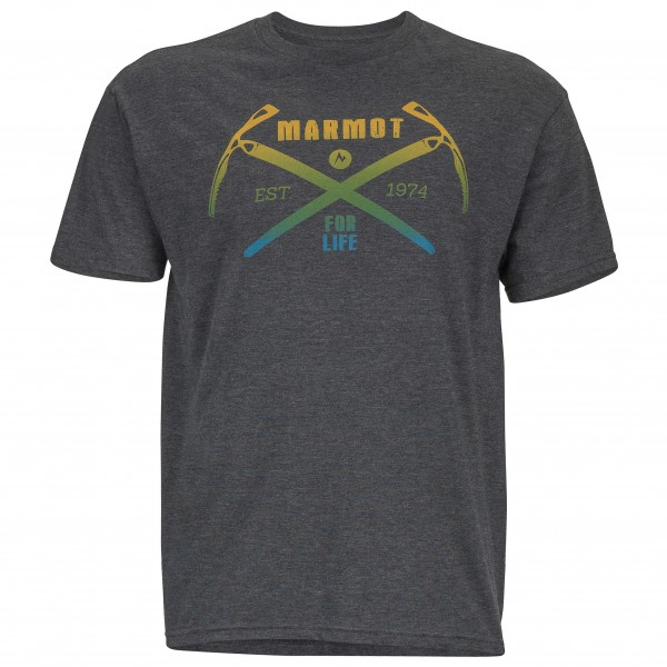 Marmot - Ascend Tee S/S - T-shirt