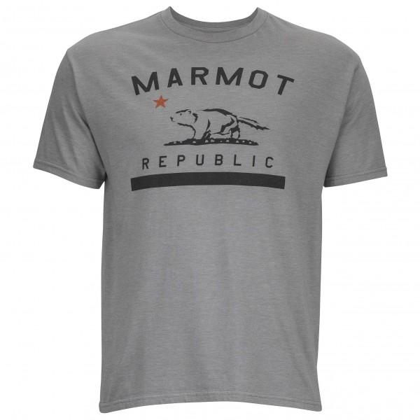 Marmot - Marmot Republic Tee S/S - T-paidat