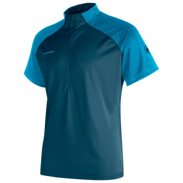 Mammut - Atacazo Light Zip T-Shirt - T-shirt de running