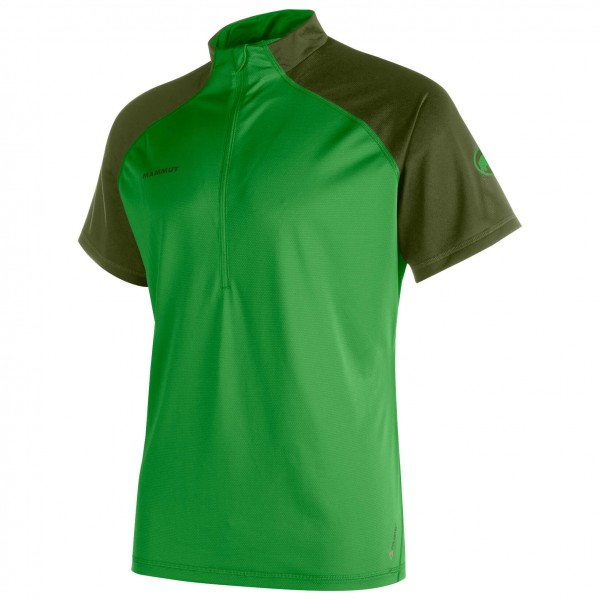 Mammut - Atacazo Light Zip T-Shirt - Laufshirt
