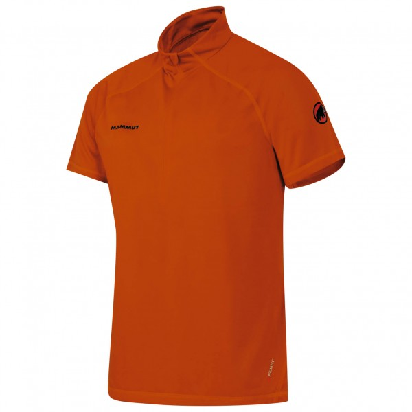Mammut - Atacazo Light Zip T-Shirt - T-shirt de running