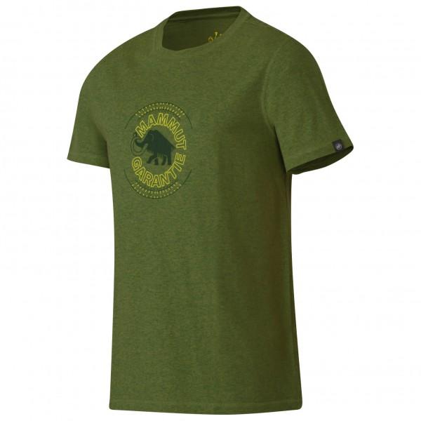 Mammut - Mammut Garantie T-Shirt - T-skjorte