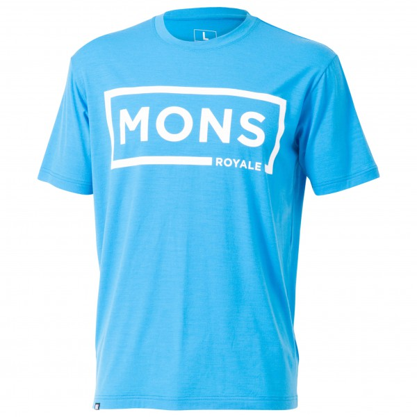 Mons Royale - Classic T - T-Shirt