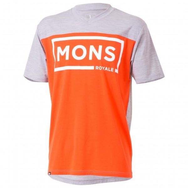 Mons Royale - Comac V T - T-Shirt
