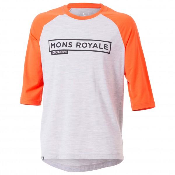 Mons Royale - Riders Raglan T - Long-sleeve