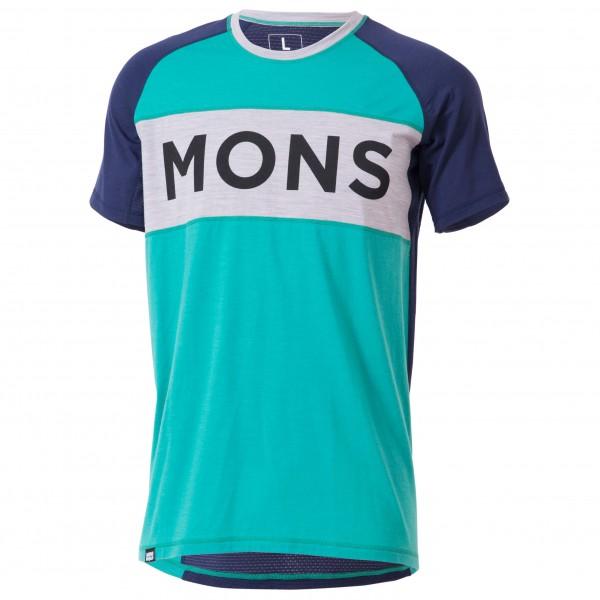 Mons Royale - Tech T - Laufshirt