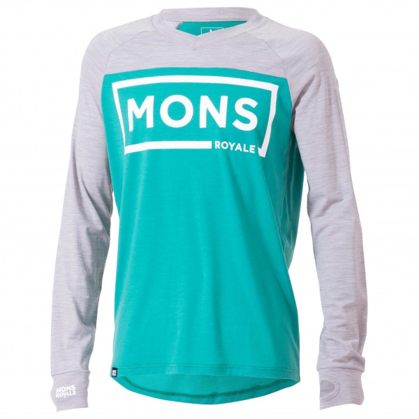 Mons Royale - V L/S - Long-sleeve