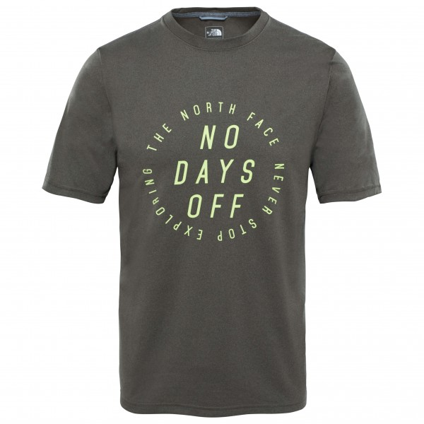 The North Face - MA Graphic Reaxion Amp Crew - Joggingshirt