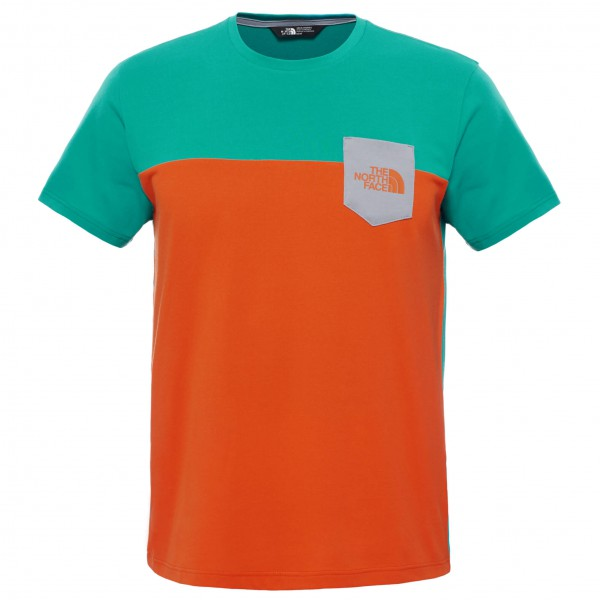 The North Face - Radome Pocket Tee - T-Shirt