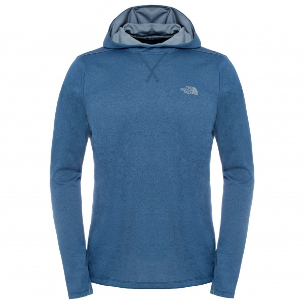 The North Face - Reactor Hoodie - Longsleeve