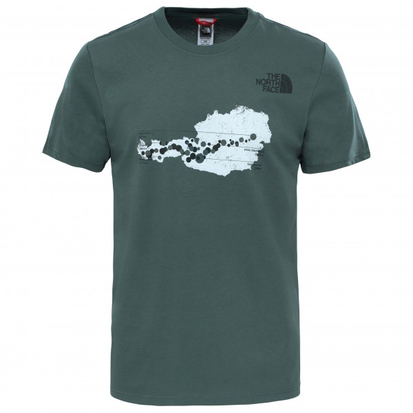 The North Face - S/S Country Peak Tee - T-shirt