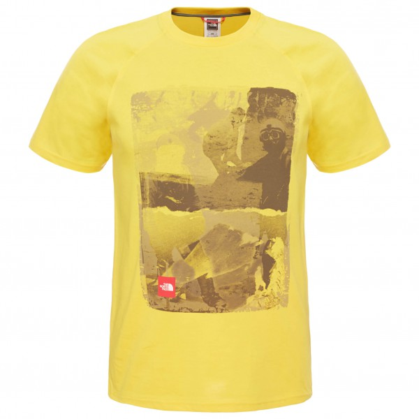 The North Face - S/S History Tee - T-Shirt