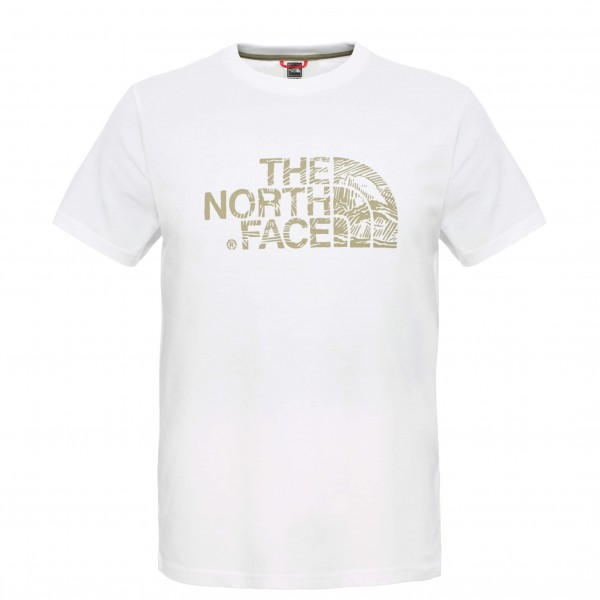 The North Face - S/S Woodcut Dome Tee - T-paidat