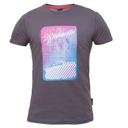 Steinwild - Kletterer/Climber - T-shirt