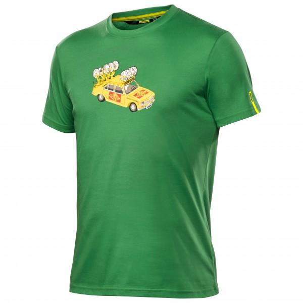 Mavic - Yellow Car Tee - T-shirt