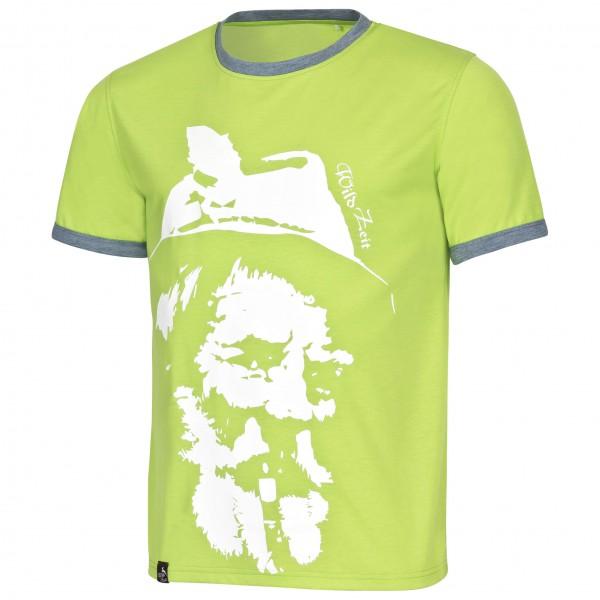 WildZeit - Almöhi Tencel - Camiseta de manga corta