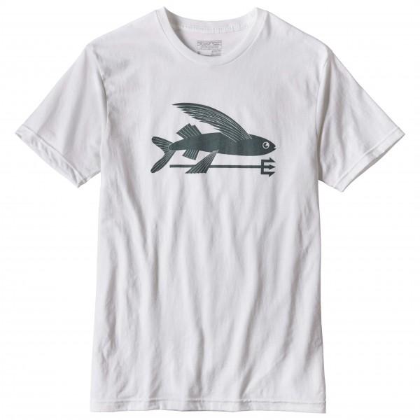 Patagonia - Flying Fish Cotton/Poly T-Shirt - T-shirt