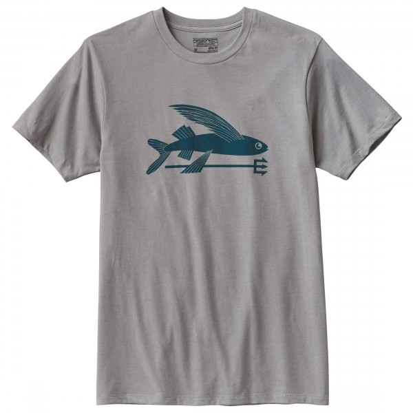 Patagonia - Flying Fish Cotton/Poly T-Shirt - T-Shirt