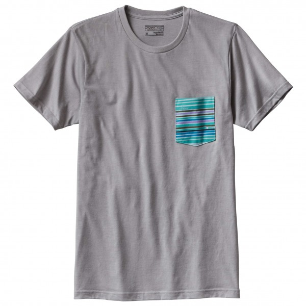Patagonia - Horizon Line-Up Pocket T-Shirt - T-paidat
