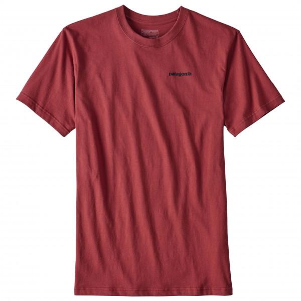 Patagonia - P-6 Logo Cotton T-Shirt - T-paidat