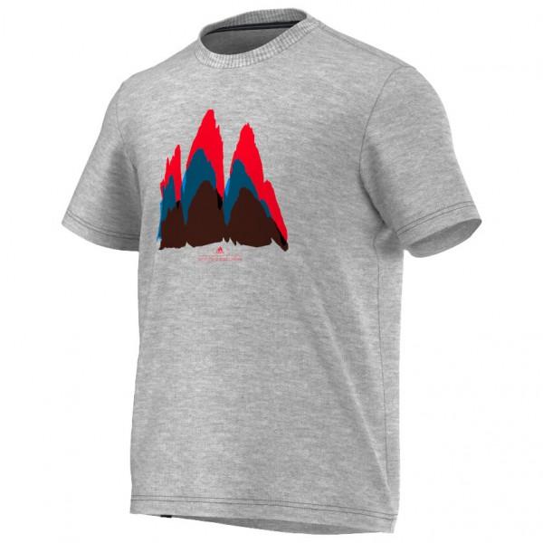 adidas - Dolomiti Tee - T-paidat