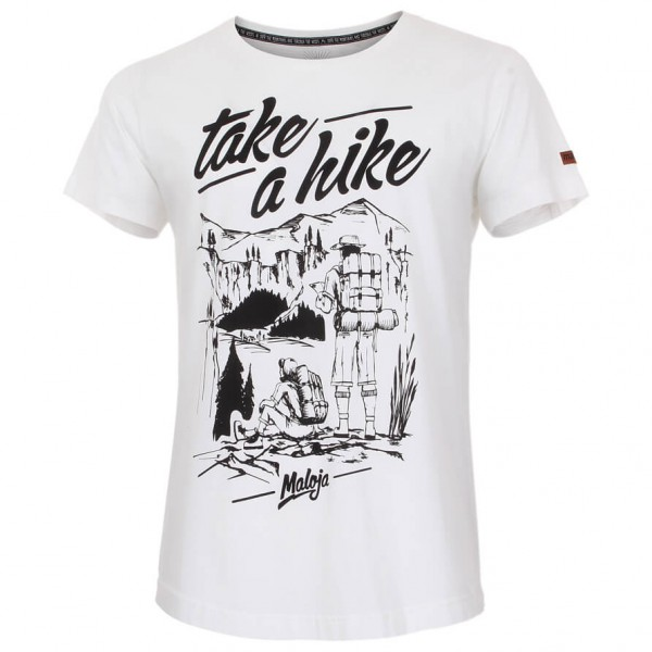 Maloja - RickM. - T-shirt