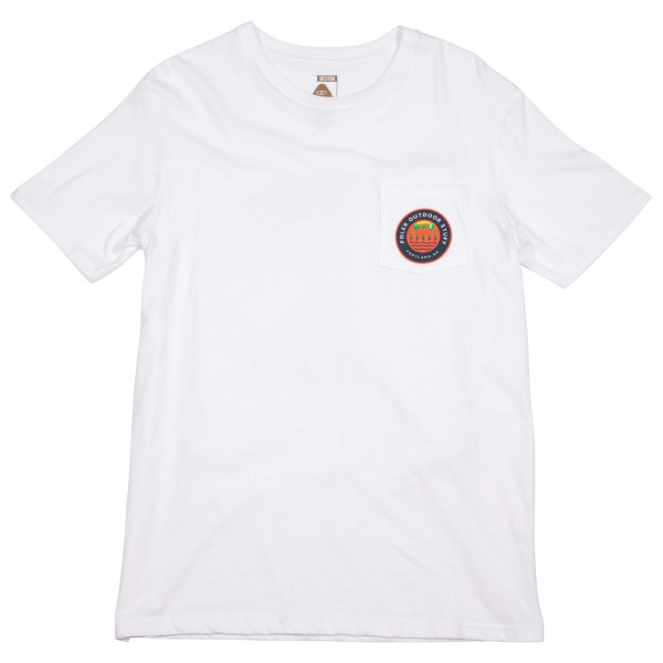Poler - Pocket Tee Outdoors Seal - T-shirt