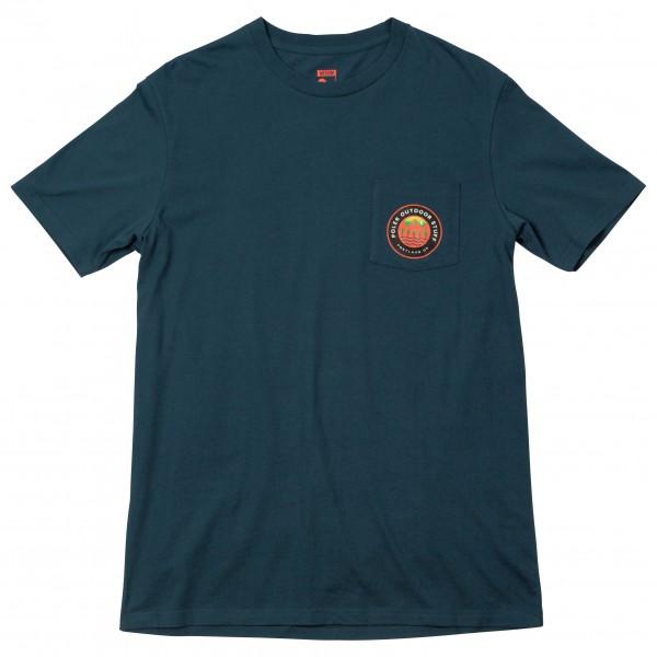 Poler - Pocket Tee Outdoors Seal - T-paidat