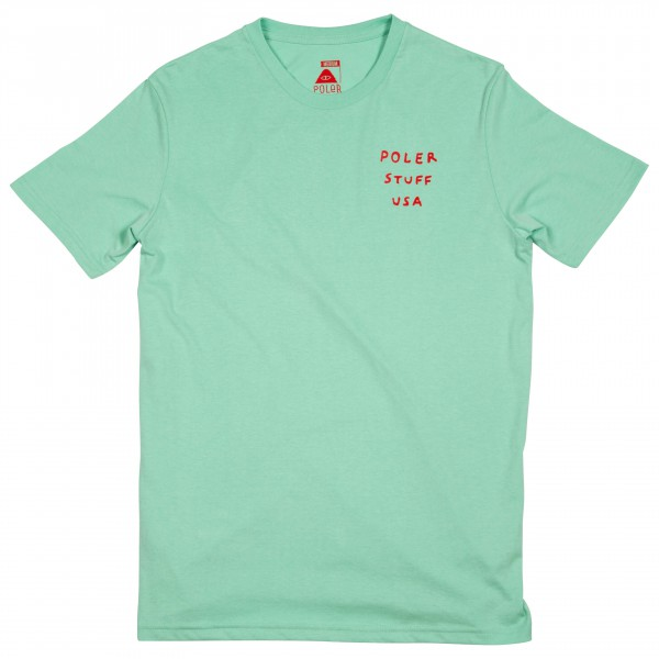 Poler - Tee Wildlife - T-shirt