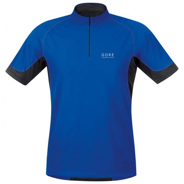 GORE Running Wear - X-Running 2.0 Zip Shirt - Løbeshirt