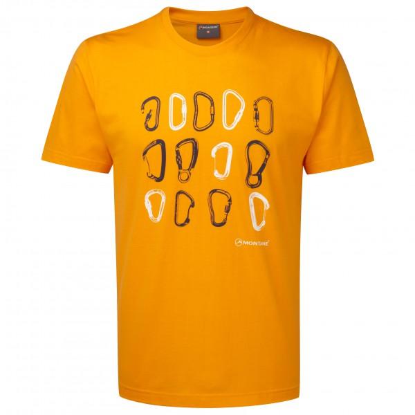 Montane - Krab Tee - T-paidat