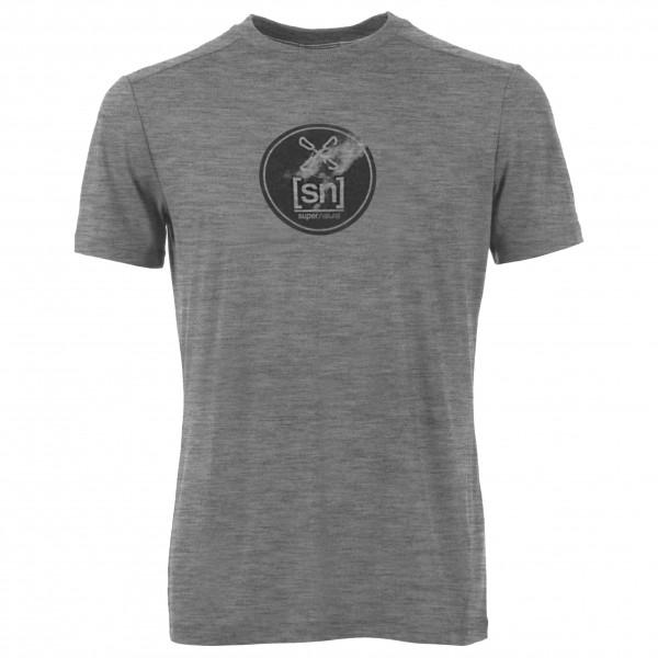 SuperNatural - Bergfreunde Tee - T-paidat