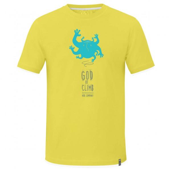 ABK - Man Power Tee - T-shirt