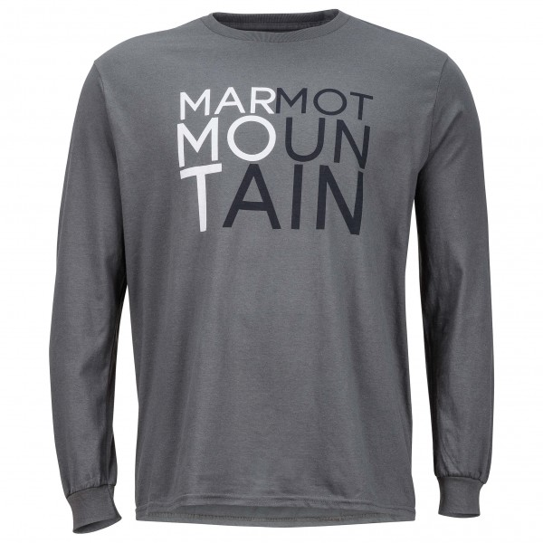 Marmot - Cascade Tee L/S - Manches longues