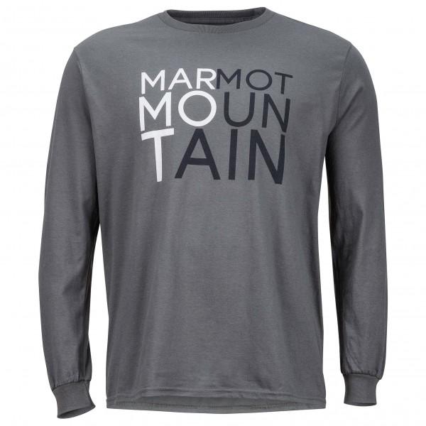 Marmot - Cascade Tee L/S - Long-sleeve