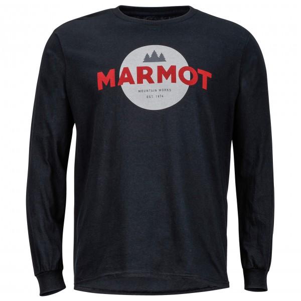 Marmot - Ludlow Tee L/S - Long-sleeve