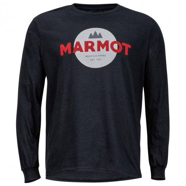 Marmot - Ludlow Tee L/S - Manches longues