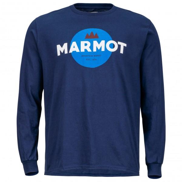 Marmot - Ludlow Tee L/S - Longsleeve
