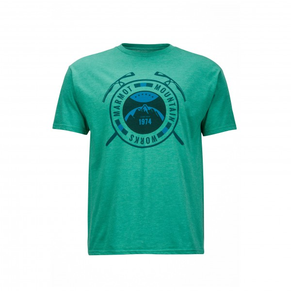 Marmot - Top Rock Tee S/S - T-shirt
