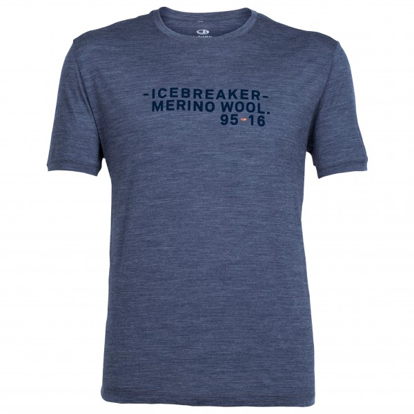 Icebreaker - Tech Lite S/S Crewe 95-16 - T-shirt