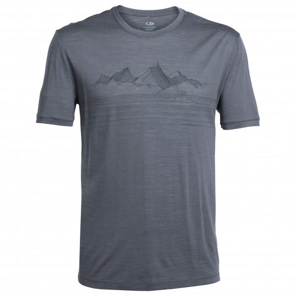 Icebreaker - Tech Lite S/S Crewe Approach - T-Shirt
