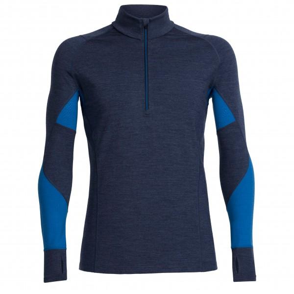 Icebreaker - Winter Zone L/S Half Zip - Joggingshirt