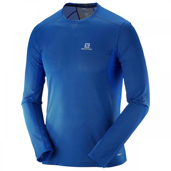 Salomon - Trail Runner L/S Tee - T-shirt de running