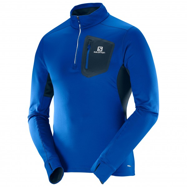 Salomon - Trail Runner Warm Mid - Joggingshirt